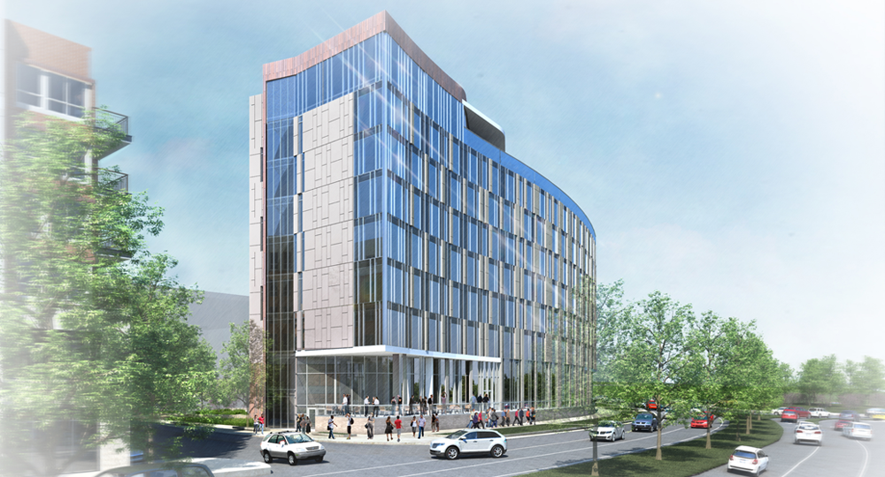 Dublin City Council Approves Plans For Ac Hotel By Marriott Continued Development At Bridge Park besides Eaton breaks ground for 170 mi together with 150229344 in addition Today In Tech Techm Msats 5 Billion Goal Ibm Buys Kenexa Lenovo To Buy Hcl Infosystems likewise Alexanderregopark. on 2 story office building plans